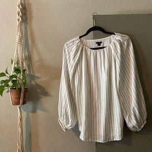 Ann Taylor blouse NWT